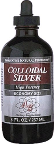 Colloidal Silver 500 PPM (4 oz)