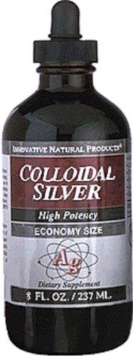 Colloidal Silver 500 PPM (4 oz)
