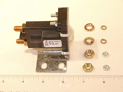 White Rodgers 120-107112 Solenoid, SPNO, 14 VDC Isolated (White Rodgers Coil)