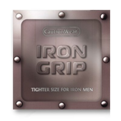 Caution Wear Iron Grip Snugger Fit