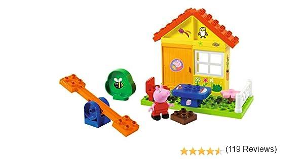 BIG - Juego de construcción para niños Peppa Pig: Amazon.es: Juguetes y juegos