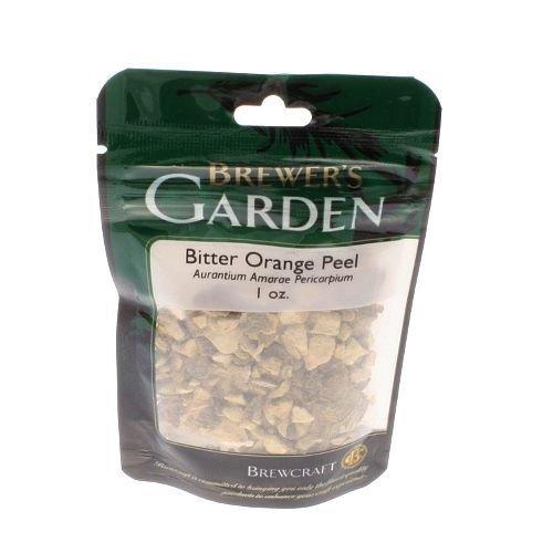 Brewer's Garden Bitter Orange Peel, 1oz.