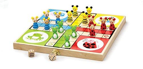 Viga Ludo Game (500641) Social Skills by Viga 50000