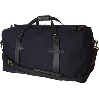 Amazon.com | Filson Medium Duffel Bag - Navy | Travel Duffels