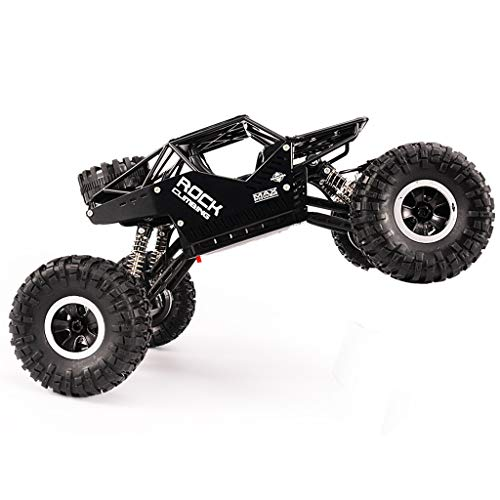 DDLmax Remote Control Car, 1/16 Four-Wheel Drive Alloy Off-Road Remote-Controlled Climbing Car LH-C008S by DDLmax (Image #2)
