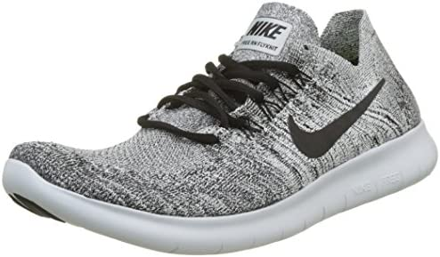 Nike Free Rn Flyknit 2017 Men S Training Shoes White White Black Stealth Pure Platinum 7 5 Uk 42 Eu Amazon Co Uk Shoes Bags