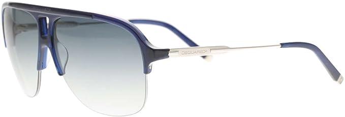 Amazon.com: anteojos de sol DSQUARED DQ 0088 90 W: Clothing