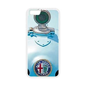 Alfa Romeo iPhone 6 4.7 Inch Cell Phone Case White TPU Case wyc7ni-1107142