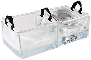 Coleman PVC Double Wash Basin,