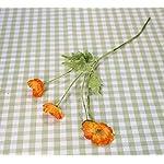 Smileshop01-Artificial-Gladiolus-Delphinium-Grass-Silk-Small-Fresh-Violet-Flower-Home-Party-Decor-Floral-Wedding-Flower-BouquetDark-red
