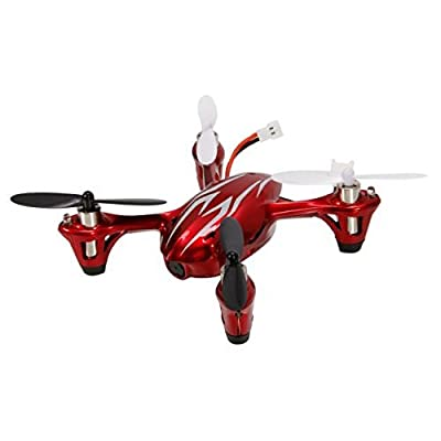 Hubsan X4 H107C HD 2MP Camera 2.4G 4CH 6 Axis Gyro RC Quadcopter Red/White