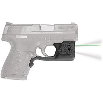 Crimson Trace LL-801 Laserguard Pro Laser Sight and Tactical Light for  Smith & Wesson M&P Shield & M&P Shield 2 0, 9mm &  40 S&W Pistols