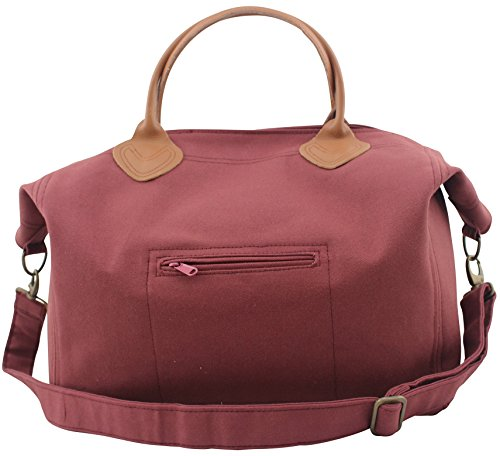 CB Station Cargo Tote (Brick Red) (Red Brick Station)
