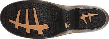 Rotsachtige 4-klomp Bruine Tool Voor Vrouwen