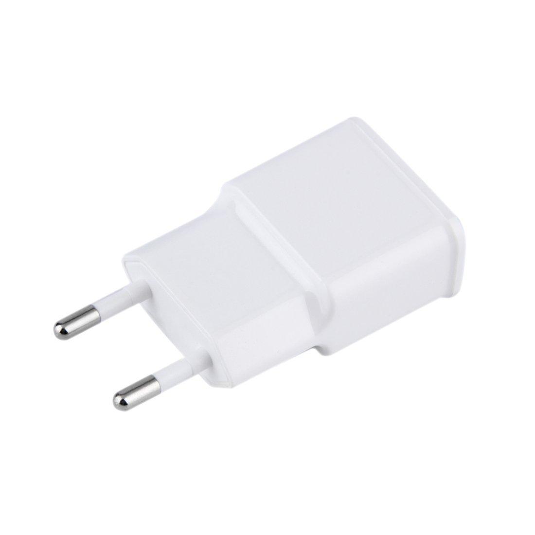 AC Mur Chargeur Tablet Alimentation Adaptateur 5 V 2A Double USB 2-Port Voyage de Charge USA pour Té lé phone Mobile PC Blanc US/EU Plug Formulaone