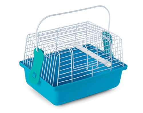 Prevue Pet Products Travel Cage for Birds and Small Animals, Blue by Prevue Pet Products (Image #5)