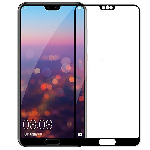 Huawei P20 Pro No Rainbow, No Dots, Full Front Body Cover Tempered Glass