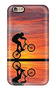 Christopher B. Kennedy's Shop New Style 8180017K42561101 Top Quality Case Cover For Iphone 6 Case With Nice Sunset By Stan Sebastian Appearance