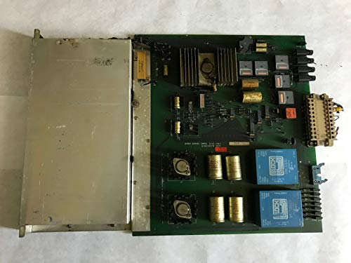 AGIEPULS MM WIRE EDM MACHINE AGIE PMO-02B POWER MODULE OUTPUT agie NR. 614 030.5