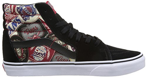 Multicolor Sk8 Sneakers Per Nero Vans Alte Unisex hi Adulti gwwxOC1qn