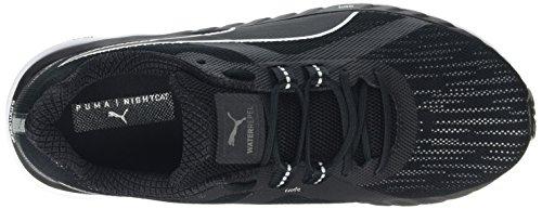 Speed Fitnessschuhe Black 500 Nightcat Schwarz Silver Damen Puma Black WN's 01 Ignite FawxdORxTq