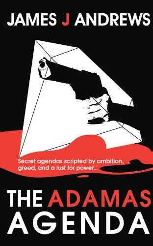 The Adamas Agenda (A Pierre Le Roux & Kristin Alam novel)