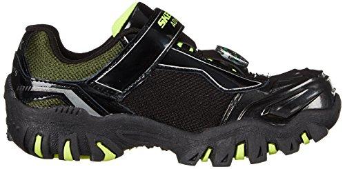 Skechers Damager IIAdventurer - zapatilla deportiva de piel niños negro - Schwarz (Bklm)