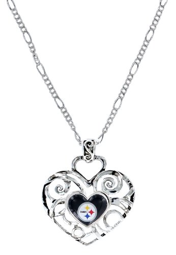 aminco NFL Pittsburgh Steelers Ivy Pendant