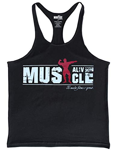 fc51fabd5f2ed Maybe You Should Train As Hard As You Hate Funny Stringer Tank Top Y ...