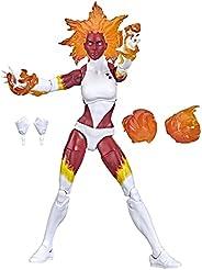 Marvel Legends Series Figura de 15 cm com Design Especial e 6 Acessórios - Marvel's Binary - F0204 - Ha