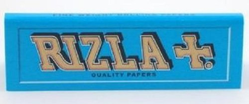 (Rizla Blue Regular Cigarette Rolling Papers - 10 Packets)
