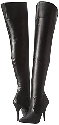 Pleaser-Womens-Seduce-3010-Thigh-High-Boot