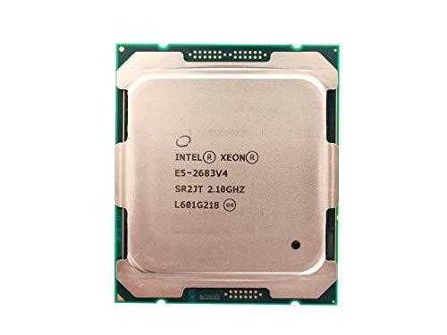 Intel Xeon E5-2683v4 16 Core 32 Threads 2.1GHz 40MB Cache 9.6GT/s QPI TDP 120W LGA2011-v3 CPU Processor - SR2JT (Renewed)