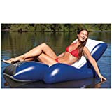 Intex Floating Recliner Inflatable Lounge, 71in X