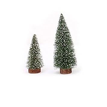 FENICAL Mini Weihnachtsbaum Künstlicher Weihnachtsbaum Christbaum ...
