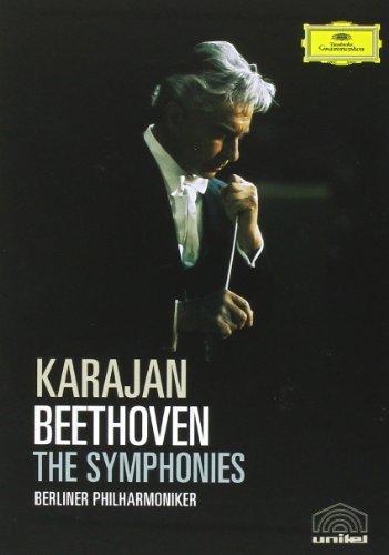 Beethoven - The Symphonies Boxset / Herbert von Karajan, Gundula Janowitz, Christa Ludwig, Jess Thomas, Walter Berry, Berlin Philharmoniker