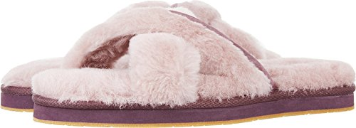 UGG Women's Abela Slip On Slipper, Dusk, 8 M (Ugg Flip Flop Slippers)