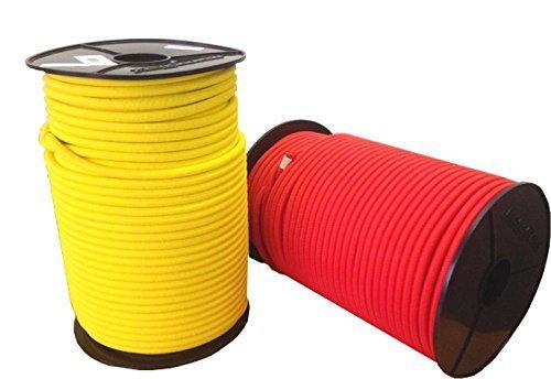 Heavy Monoflex ™ Duty Red Shock Cord 6mm (per 2 m) Nico W5506RE