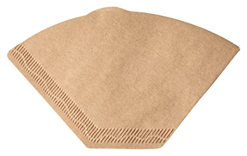 Germany Demitasse (Aerolatte 0086 Unbleached Coffee Filter, Brews 2 to 6-Cups Number 2-Size, Paper Brown)