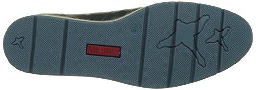 Zapatos ocean Derby Cordones Mujer Azul Pikolinos W0l v17 Aguadulce Para De 6qwZxOvU
