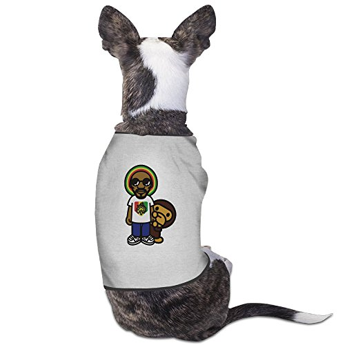 Funny Snoop Dogg Snoop Lion Pet Dog T Shirt. (Herbal Vaporizer Gpen compare prices)