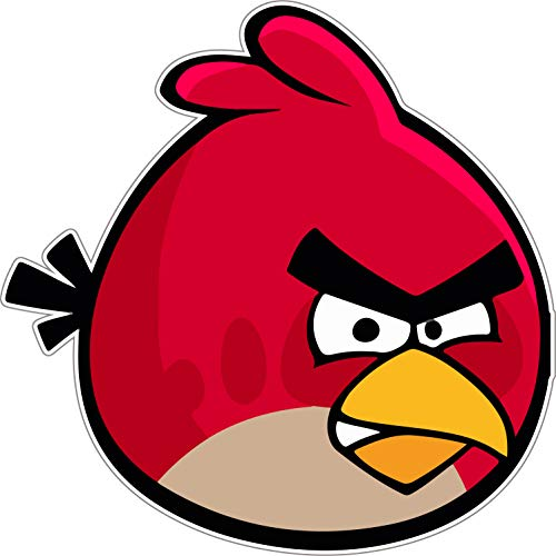 Angry Birds red 5