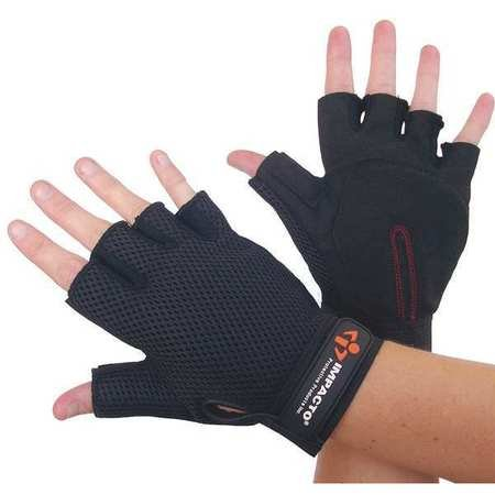 Anti-Vibration Gloves, Carpal Tunn, L, PR
