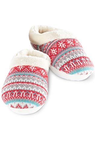 Addison Meadow Cozy Women Slippers - Bedroom Slippers for Women, Pink, L, 10-11