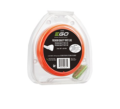 EGO Power+ AL2415S 15M 2.4mm Premium Quality Twist Line for EGO 56-Volt String Trimmer ST1500/ST1500-S/ST1500F/ST1500SF