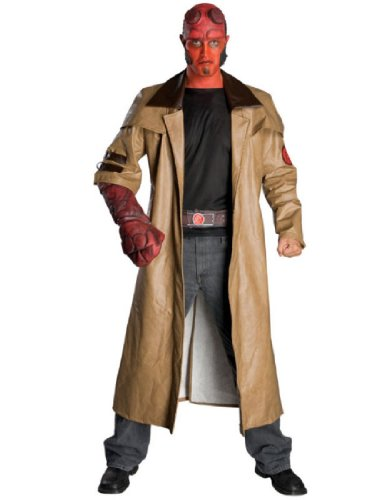 Delux (Hellboy Halloween Costumes)