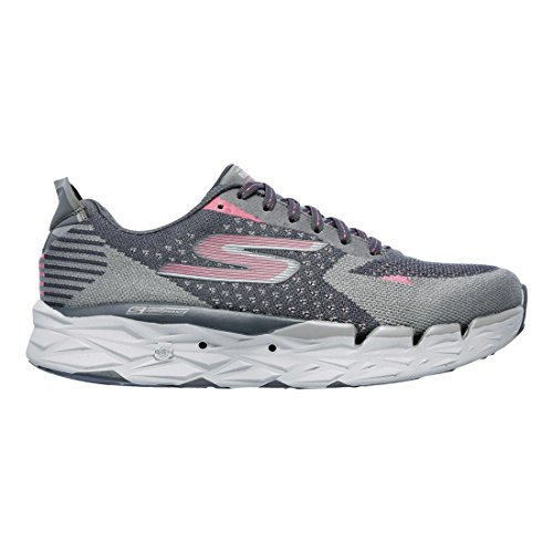 Skechers Run Women's 2 Go R AW18 Ultra Charcoal Running Pink Shoes w71qTHw