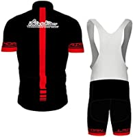 Hengxin Maillot Ciclismo Corto De Verano para Hombre, Ropa Culote ...