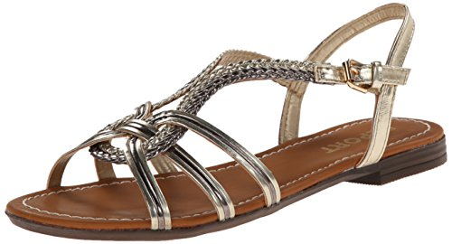 Report Women's Galaxie, Gold, 8.5 M US from Report