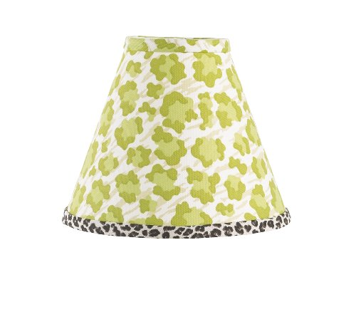 Cotton Tale Designs Standard Lamp Shade, Here Kitty Kitty ()